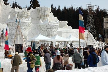 2009豪雪JAM