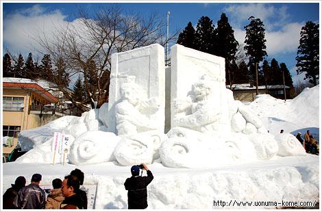 雪まつり雪像_01