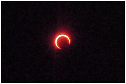 金環日蝕2012